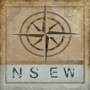 Compass Rose II by Karen Williams