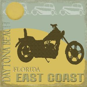 Daytona Beach by Karen Williams