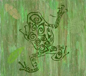 Frog by Karen Williams