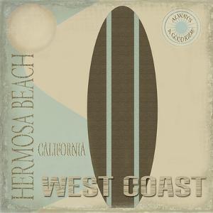 Hermosa Beach L by Karen Williams