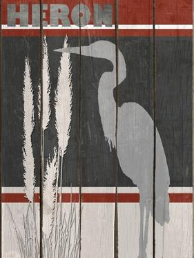 Heron by Karen Williams