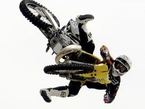 Motocross II by Karen Williams