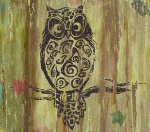Owl by Karen Williams