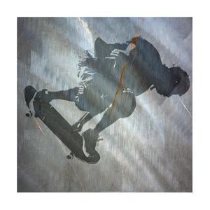 Skater II by Karen Williams
