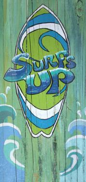 Surfs Up by Karen Williams