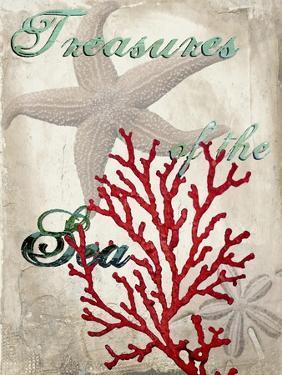 Treasures of the Sea by Karen Williams