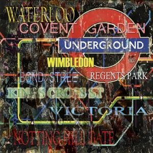Underground by Karen Williams