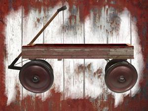 Wagon by Karen Williams