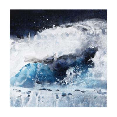 Crashing Waves I by Kari Taylor