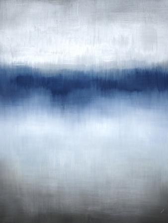 Linear Blue Horizon