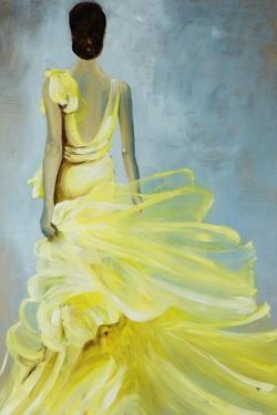 Yellow Dress by Kari Taylor