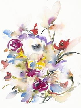 Cheerful Garden by Karin Johannesson