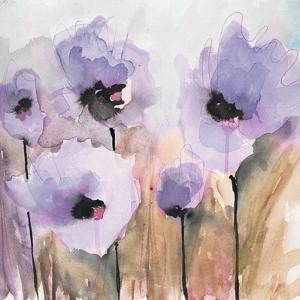 First Blush Blossom by Karin Johannesson