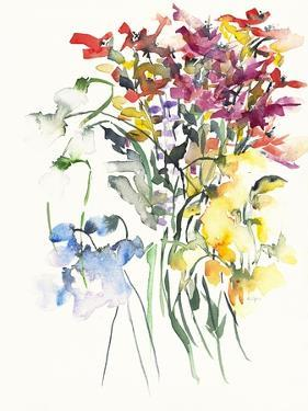 Garden Soirée 1 by Karin Johannesson