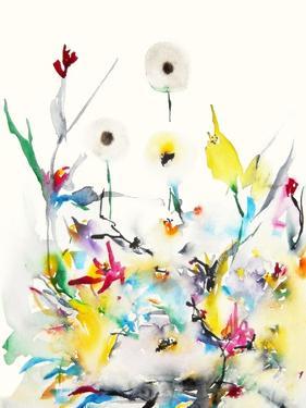 Summer Garden VI by Karin Johannesson