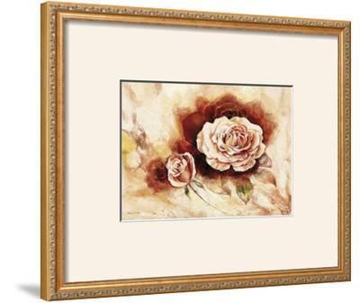 Rose Shadow I by Karin Valk