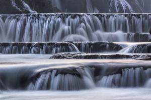 ?trba?ki Buk, Una NP. ?trba?ki Buk Waterfalls Una River, Borders Bosnia, Herzegovina & Croatia by Karine Aigner