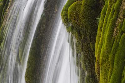 Una NP, ?trba?ki Buk Waterfalls, Una River, Spanning Border Between Bosnia, Herzegovina & Croatia