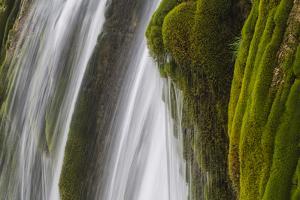 Una NP, ?trba?ki Buk Waterfalls, Una River, Spanning Border Between Bosnia, Herzegovina & Croatia by Karine Aigner