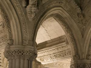 Rosslyn Chapel Interior Detai by Karl Blackwell