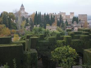 The Alhambra by Karl Blackwell