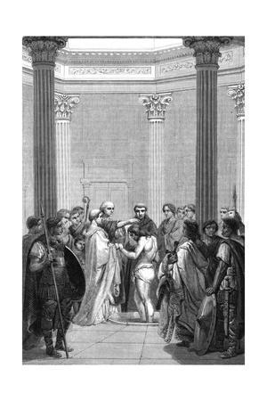 Clovis Baptised (1)