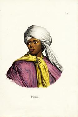 Omai, 1824 by Karl Joseph Brodtmann