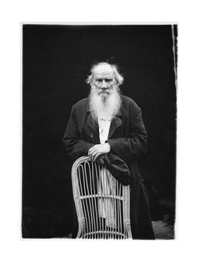 Leo Tolstoy, c.1908 by Karl Karlovich Bulla