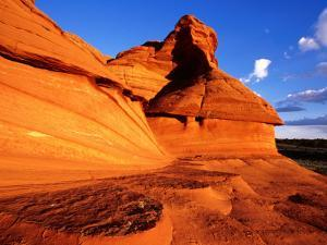 Coyote Buttes South Sculpted from Navajo Sandstone by Karl Lehmann