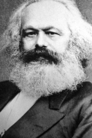 Karl Marx, German Political, Social and Economic Theorist, 19th Century