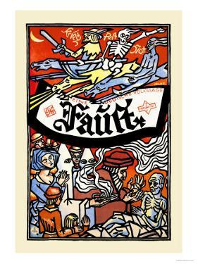 Faust by Karl Michel