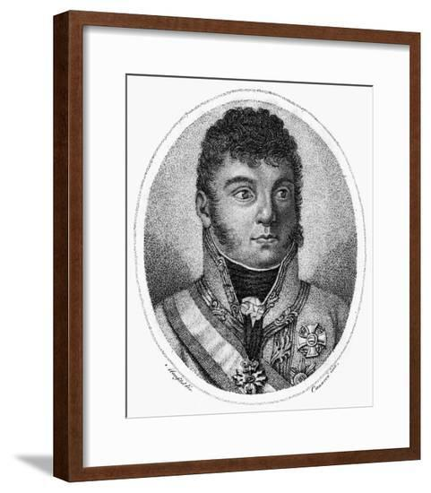 Karl Schwarzenberg--Framed Giclee Print