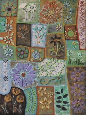 Flower Variety 1 by Karla Gerard