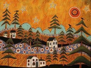 Forest Refuge 1 by Karla Gerard
