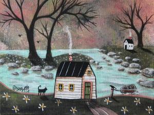 Lakeside Isle 1 by Karla Gerard