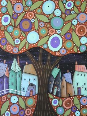 Night Stars by Karla Gerard