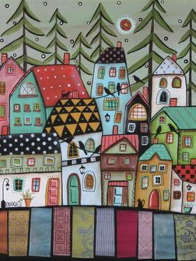 Pines 1 by Karla Gerard