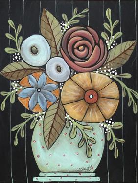 Prim Floral by Karla Gerard
