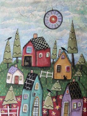 Prim Village 1 by Karla Gerard
