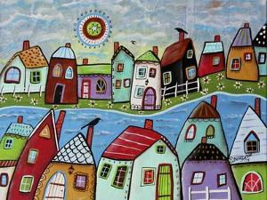 River Village 1 by Karla Gerard