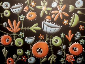 Simple Blooms by Karla Gerard