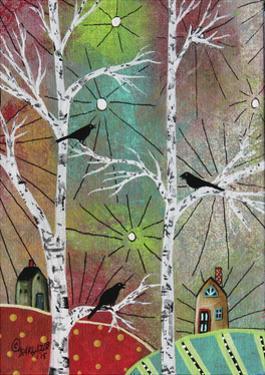 Singing Birds 1 by Karla Gerard