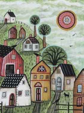 Spring Green 1 by Karla Gerard