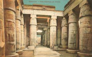 Karnak, Temple of Khon, Egypt