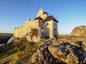 Bobolice Royal Castle, Trail of the Eagles' Nests, Krakow-Czestochowa Upland (Polish Jura), Poland by Karol Kozlowski