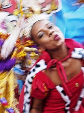 Brazil, State of Rio de Janeiro, City of Rio de Janeiro, City Center, Street Carnival. by Karol Kozlowski