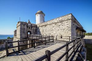 Castillo de Jagua (Jagua Fortress), Cienfuegos, Cienfuegos Province, Cuba by Karol Kozlowski