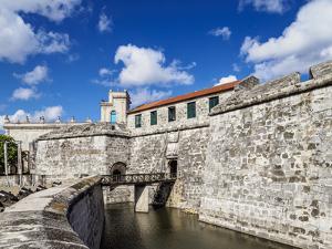 Castillo de la Real Fuerza (Castle of the Royal Force), La Habana Vieja, Havana, Cuba by Karol Kozlowski