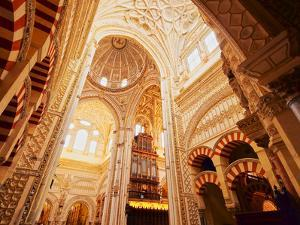 Mosque-Cathedral in Cordoba, Spain by Karol Kozlowski