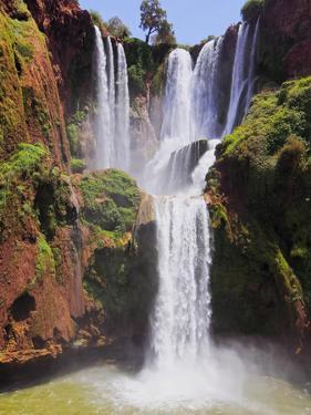 Ouzoud Waterfalls in Morocco by Karol Kozlowski